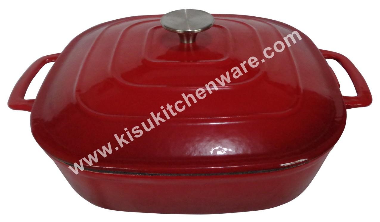 Cast iron braiser 5AS28F1