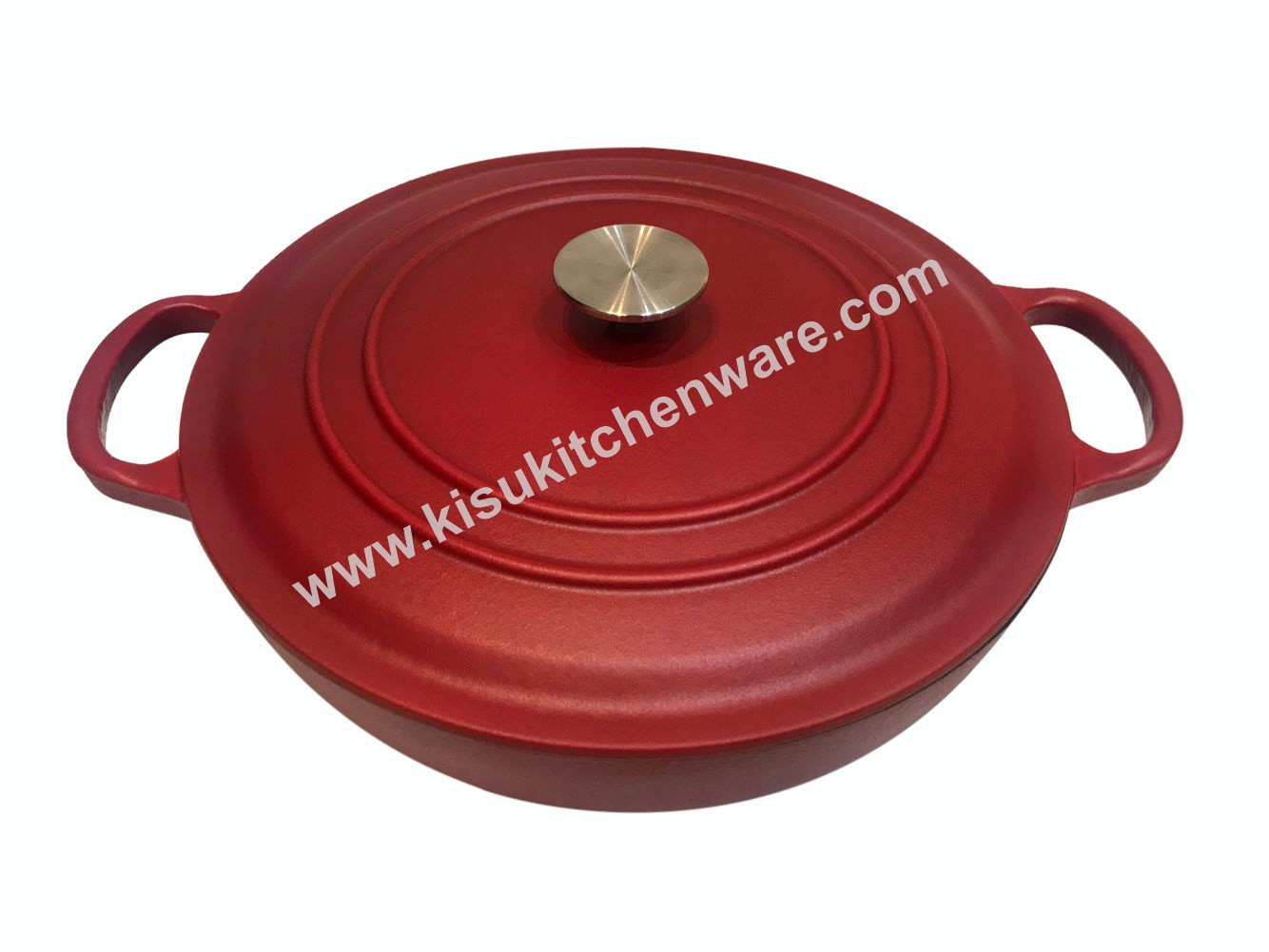 Cast iron braiser 5AS30G1