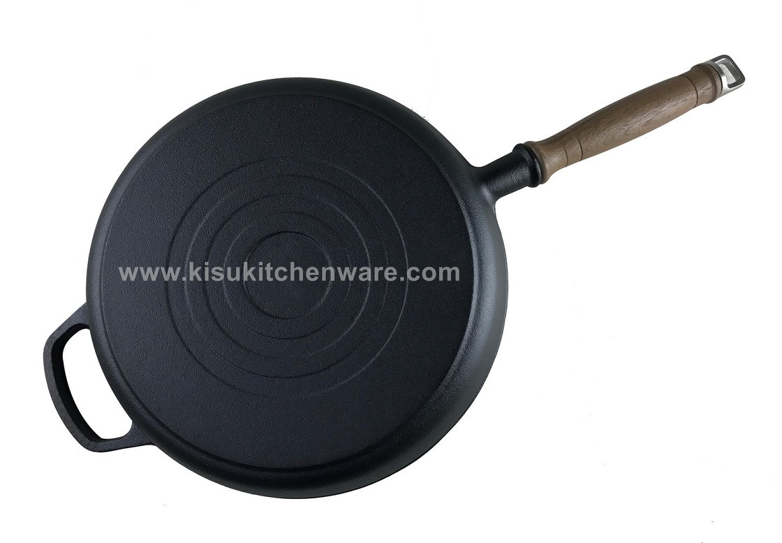 Cast iron fry pan 5DD10
