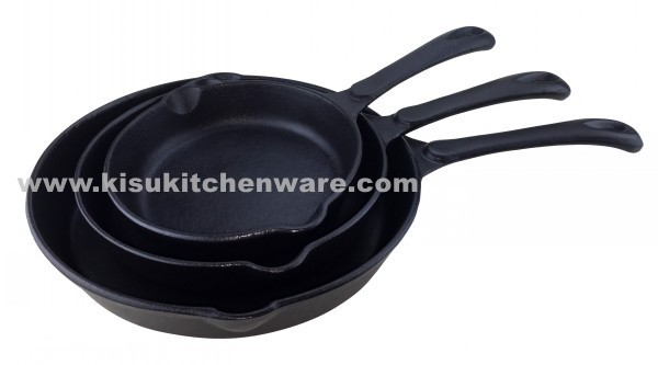 Cast iron fry pan 5EA10