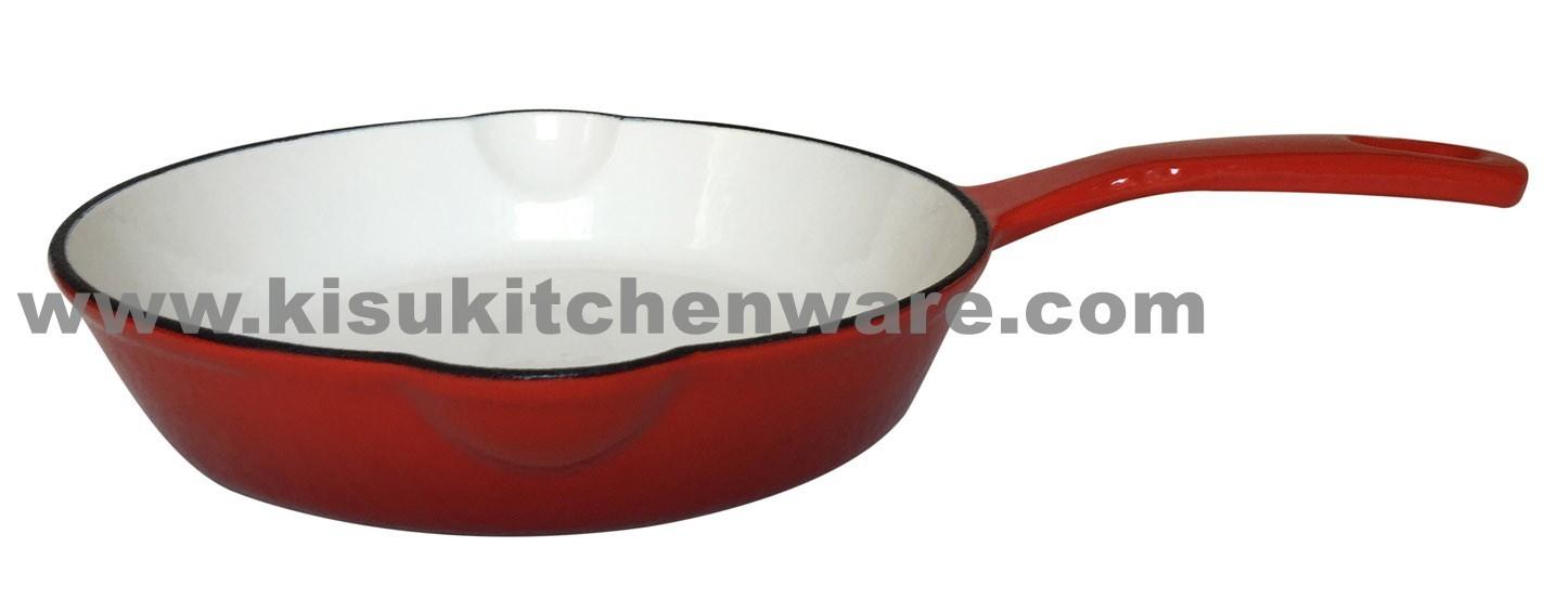 Cast iron fry pan 5EC10
