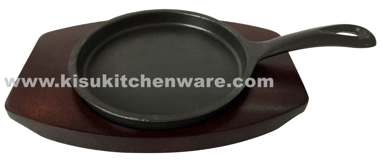 Cast iron fry pan 5ED10