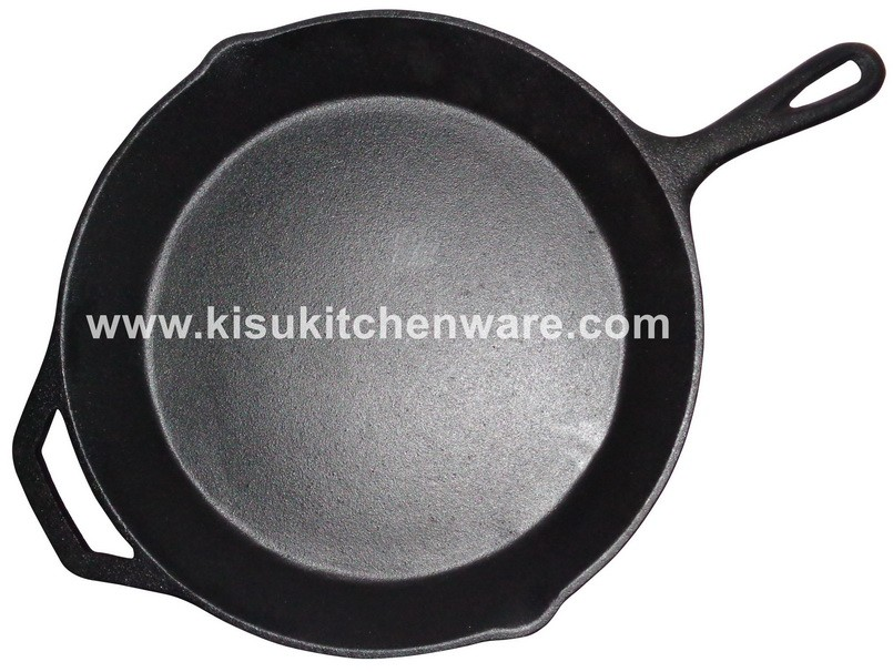 Cast iron fry pan 5EJ10