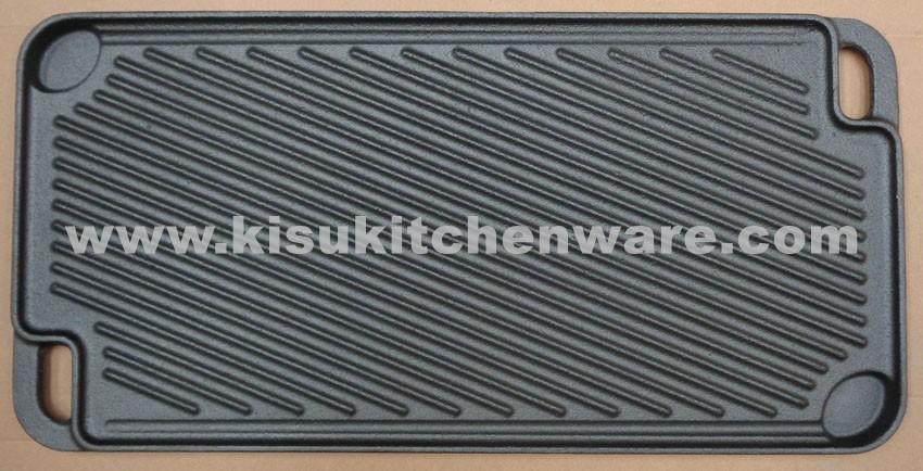 Cast iron double grill 5F45E10