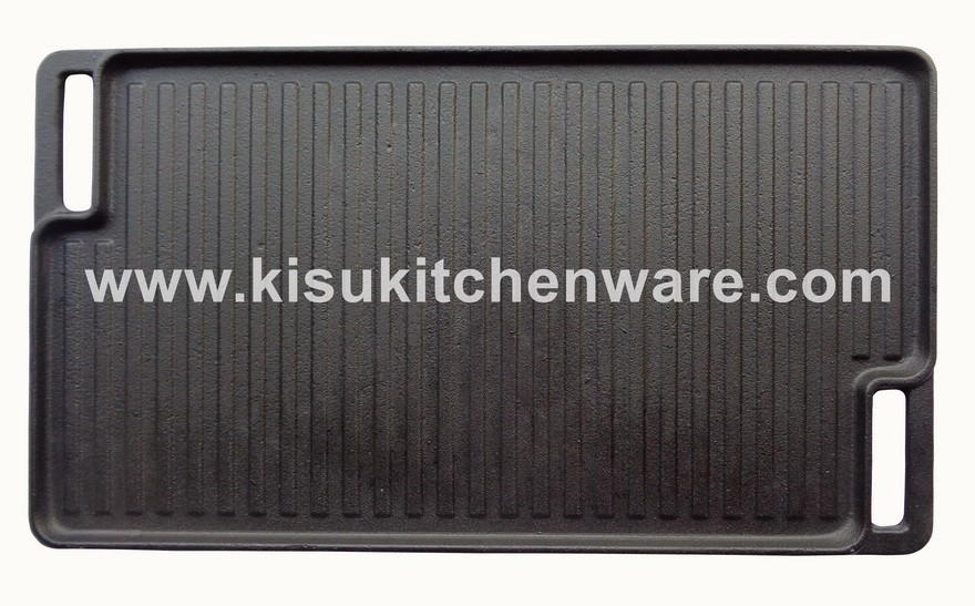 Cast iron double grill 5F45K10