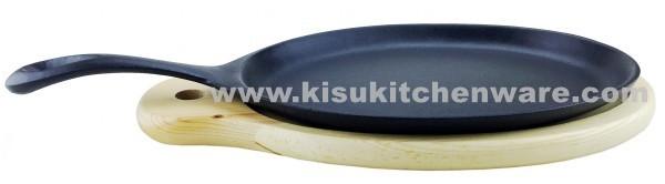 Cast iron skillet 5NA10
