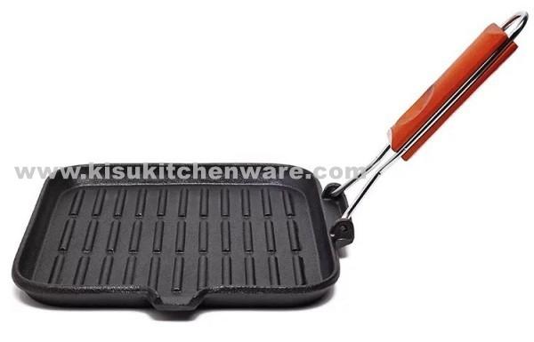 Cast iron skillet 5WA10