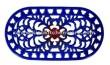 Cast iron trivet 5T27H10